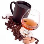 Амаретто (Миндаль) - десертный кофе в зернах