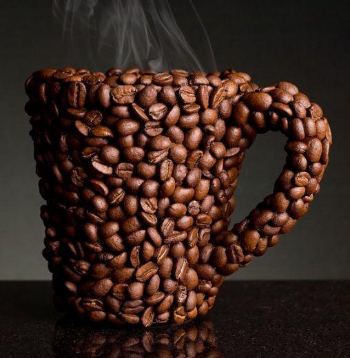 Марагоджип Карамель - десертный кофе в зернах