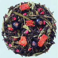 Загадка Клеопатры  - ароматизированная смесь черного и зеленого чая Сен-ча с натуральными ароматными добавками.