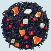 Сочный грейпфрут - смесь черного и зеленого чая с натуральными ароматизаторами.