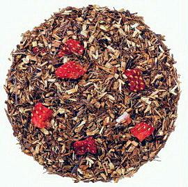 Ройбуш с земляникой - чай растительный (травяной) с натуральными природными ингредиентами.