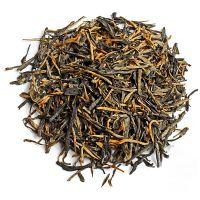 Золотые иглы с красным ворсом - элитный китайский красный чай